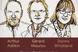Primer Nobel de Física para una mujer en 55 años