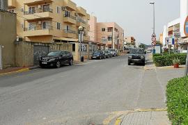 Santa Eulària inicia el lunes obras de mejora en la calle Vicente Marí Mayans de Puig d'en Valls