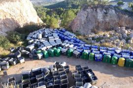 El PP de Sant Antoni exige más información sobre el «escándalo» de los contenedores de Can Coix
