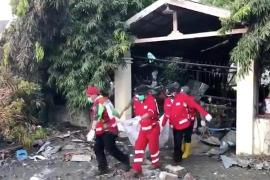 Elevan a 1.407 el número de muertos por los terremotos y el tsunami en Indonesia