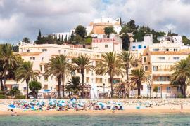 Cuatro hoteles de Santa Eulària reformarán sus instalaciones para aumentar la calidad