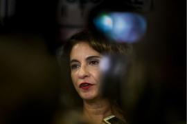 Montero descarta un adelanto electoral