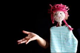 Las marionetas de 'Sirena Fissura' llegan al Club Pollença