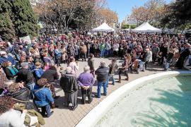 Los pensionistas de Ibiza se suman a las movilizaciones estatales de este fin de semana
