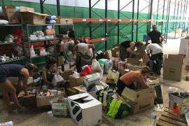 Continúa la campaña para recoger material humanitario para los refugiados en Grecia