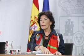 El Gobierno «actuará en consecuencia» si el Parlament catalán adopta decisiones contrarias a la Constitución