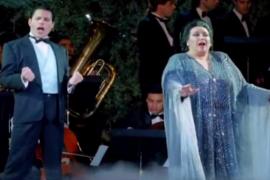 Montserrat Caballé dejó una huella imborrable a su paso por Ibiza hace 30 años
