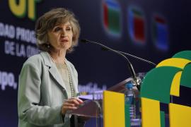 La ministra de Sanidad confía en que las personas con discapacidad intelectual puedan votar en las próximas elecciones
