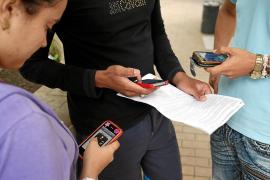 El uso del smartphone en las aulas de Baleares