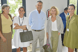 'Motivating Talks' con Toni Nadal en Fàbrica Ramis de Inca