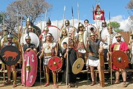 Rigor histórico, espectáculo y diversión en 'Insulae Antiquae 2018'