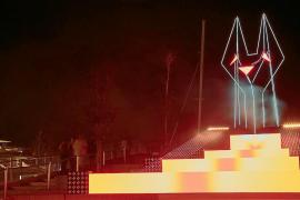'Ibiza Light Festival', una mezcla de arte, cultura y tecnología