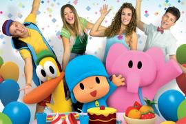 'El Cumple de Pocoyo' se celebra en el Palau de Congressos de Palma