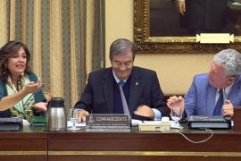Álvarez Cascos ante la comisión de Investigación por la caja B del PP