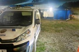 La Policía Local de Sant Josep denunicó a 116 personas por tenencia de drogas en los 'closings'