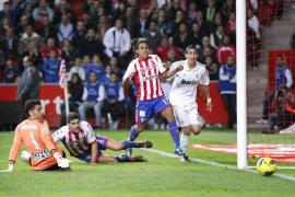 Di María y Marcelo mantienen firme al Madrid