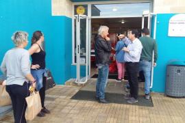 Ola de solidaridad en Mallorca con los afectados por la tormenta