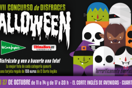 Bases del séptimo Concurso de Disfraces de Halloween