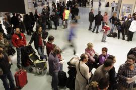 El aniversario del descontrol en el aeropuerto de Eivissa