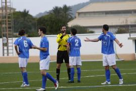 El Atlético Isleño pierde injustamente ante el Santanyí en el tiempo añadido