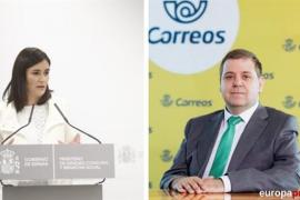 Montón y el presidente de Correos deberán comparecer en el Senado para hablar de la financiación del partido