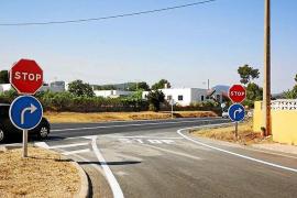 El Consell d'Eivissa invertirá 661.000 euros en mejorar la rotonda de ses Païsses