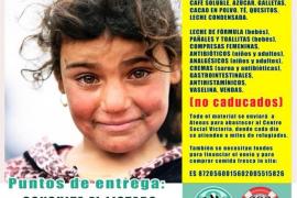 SOS Refugiados Ibiza lanza una nueva campaña humanitaria rumbo a Grecia