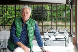 Juan Félix Iñurrita: «Hemos tenido unos años fantásticos, sobre todo durante nuestra juventud»