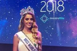 Así es Amaia Izar, la navarra que representará a España en Miss Mundo 2018