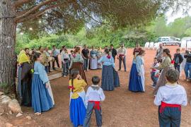 Día de 'ballada' y juegos tradicionales en el Pou de Forada