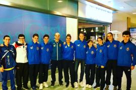 Lluvia de medallas para Ibiza en el Campeonato de Balears