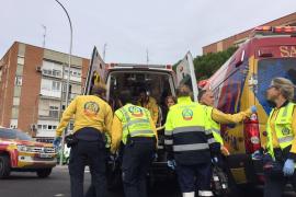 Doble atropello de dos peatones en el distrito de Fuencarral de Madrid