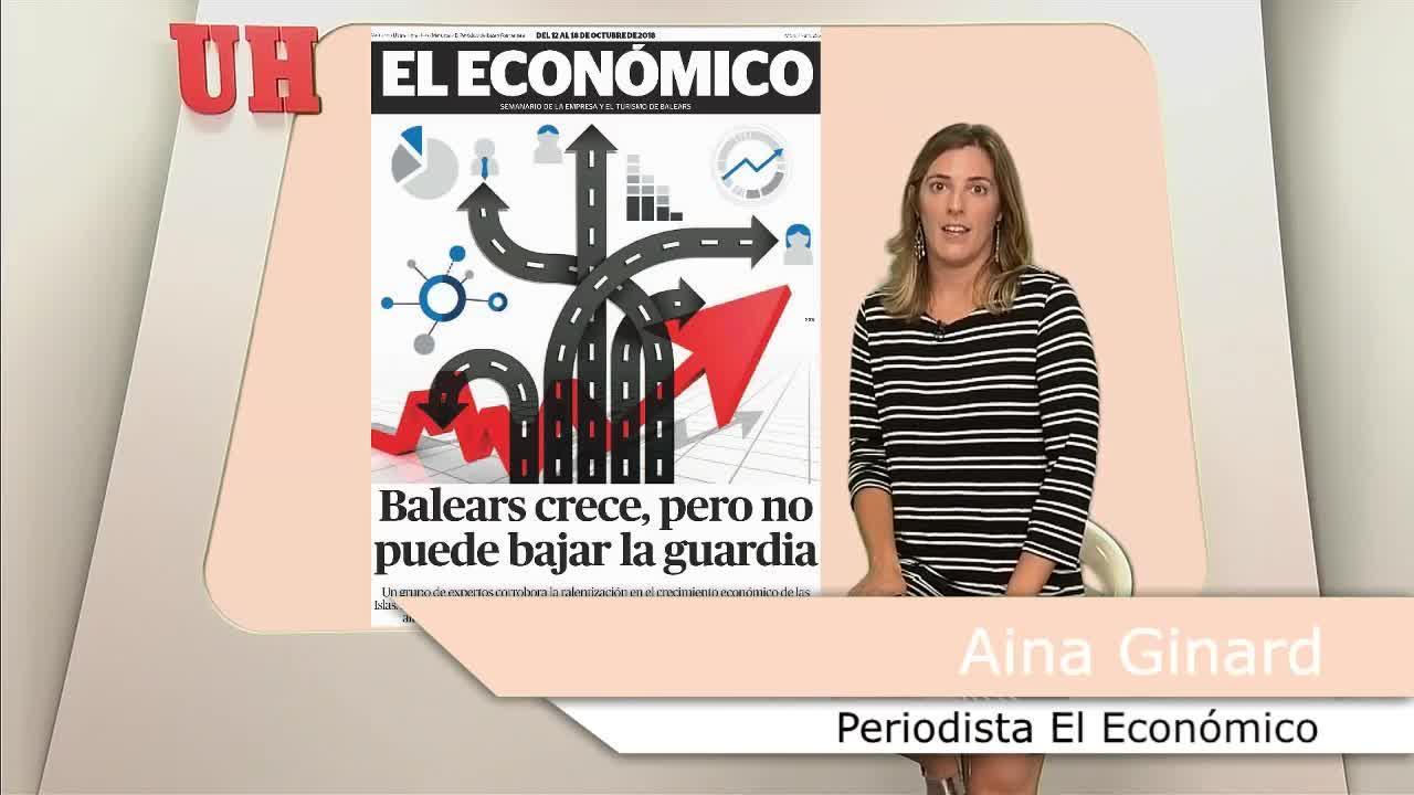 Balears sigue creciendo en un contexto de incertidumbre