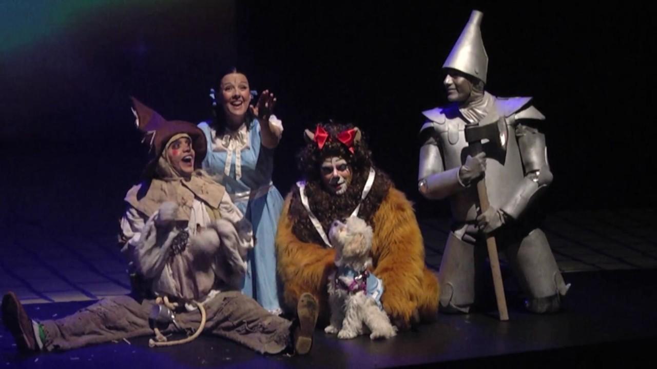 El Auditórium se transforma en Oz con el musical 'El maravilloso Mago de Oz'