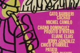 Proyección del documental 'Calle 54' en el Catalina Valls