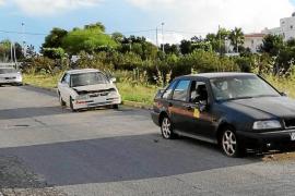 Sant Josep advierte que retirar los vehículos abandonados conlleva un «largo» proceso