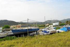 Regulación de las marinas secas en Andratx