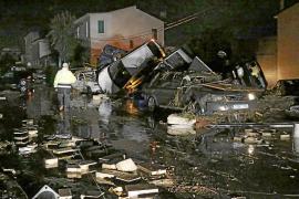 Activación del plan de emergencias en Sant Llorenç