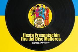 El Maraca club acoge la fiesta de presentación de la Fira del Disc 2018
