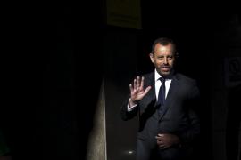 El expresidente del Barcelona Sandro Rosell