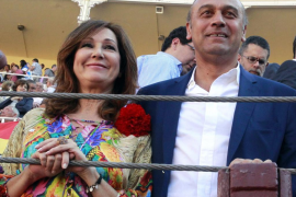El marido de Ana Rosa Quintana muestra su cariño a la periodista a través de Instagram