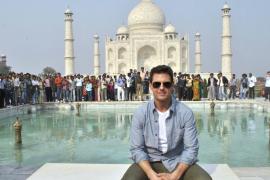 Pagan por aplaudir a Tom Cruise en la India