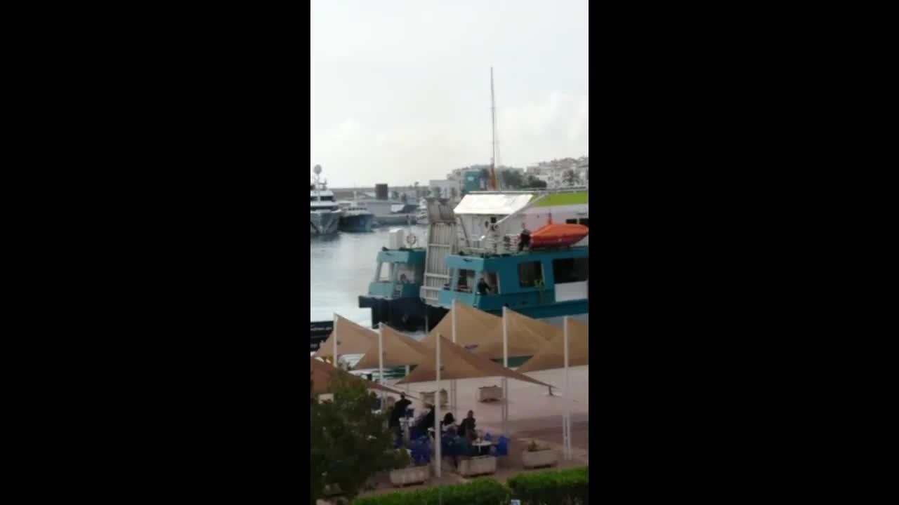 Vídeo | EPIC denuncia el ruido de los ferris que maniobran en la Estación Marítima