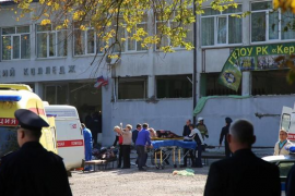 Asciende a 20 la cifra de víctimas mortales en un ataque contra un instituto en Crimea