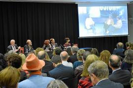 Madrid acogió la presentación de la biografía 'Concha García Campoy. La gran ilusión', escrita por Miguel Dalmau