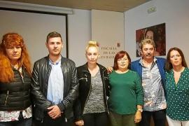 Las familias de Dani Viñals y Vanesa Patricio se reúnen con la Fiscalía de las Illes Balears
