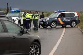 Localizan muerto al bombero desaparecido durante las lluvias en Málaga