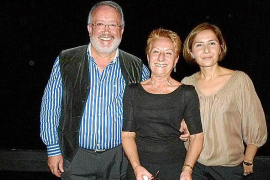 Fiesta de cumpleaños de Menchu Romero de Aguilar