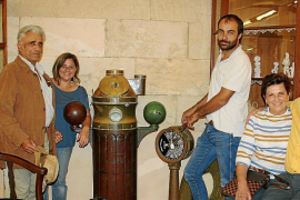 Feria de Antigüedades en Son Termes