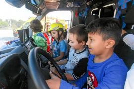 Talleres escolares para conocer el Servicio de Urgencias de Ibiza